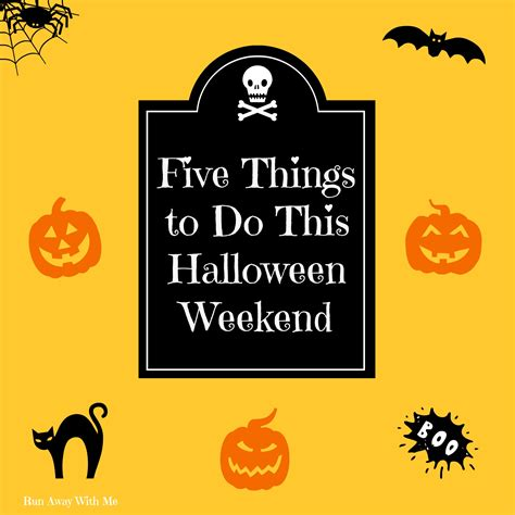 5 Things To Start Your Weekend With by Friday Five Five Things To Do This Weekend
