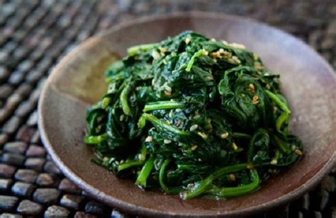 resep masak   membuat sayur bayam tumis air