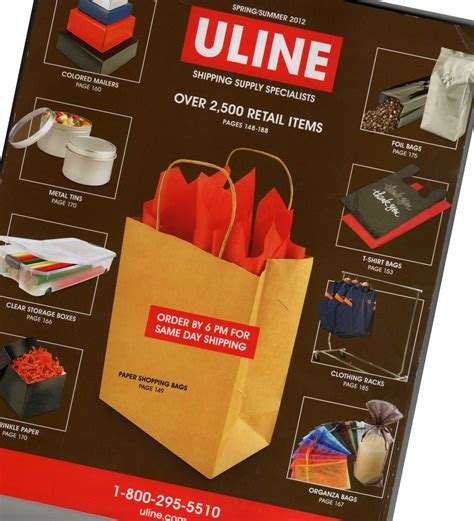 Office Supplies Uline Uline Shipping Supply Specialists Catalog Summer 2012
