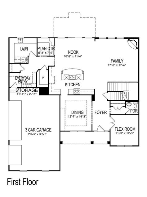 pulte homes floor plan 105 best floor plans images on pinterest architecture