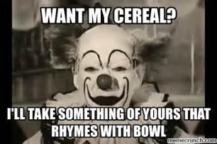 Evil Clown Memes - evil clown meme