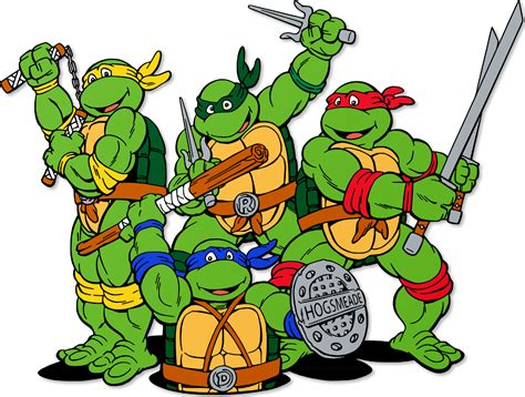 Mutant Turtles Turtles Hogwarts And Archetypes Steve