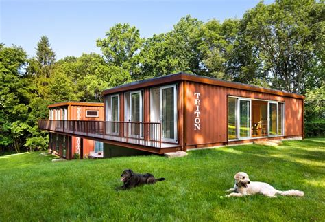 adam kalkin storey shipping container house