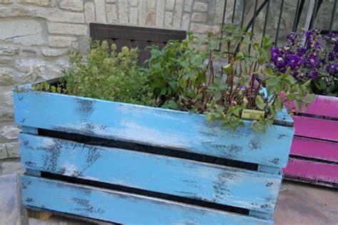 fioriere in legno da esterno fioriera fai da te dal legno al pallet le idee pi 249