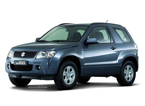 Suzuki Vitara 2005 Suzuki Escudo Vitara 3 Doors 2005 2006 2007 2008