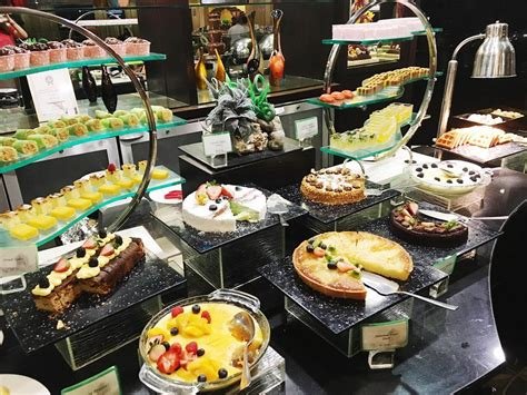 8 1 for 1 weekday hotel lunch buffets from 19 per