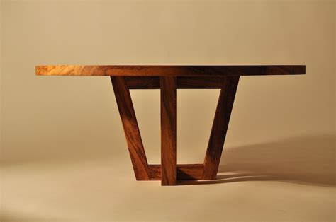 coffee table from recycled timber by mano