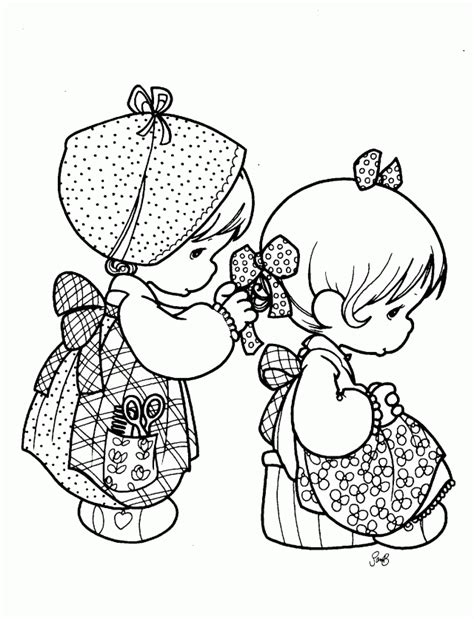 precious moments nativity coloring pages coloring home