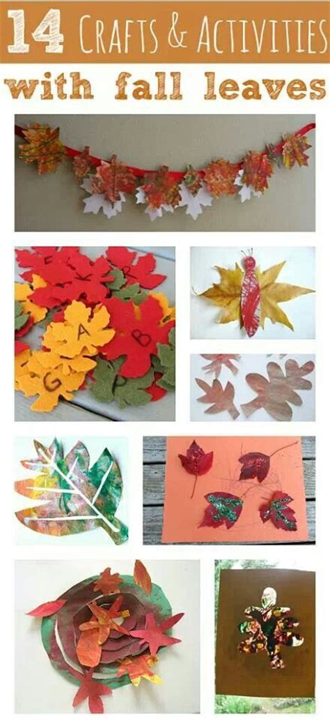 fall leaf crafts for leaf crafts fall thanksgiving