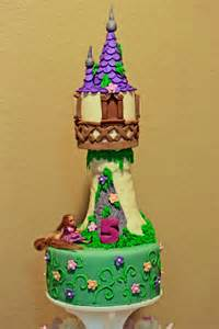 forged in cake tangled birthday cake
