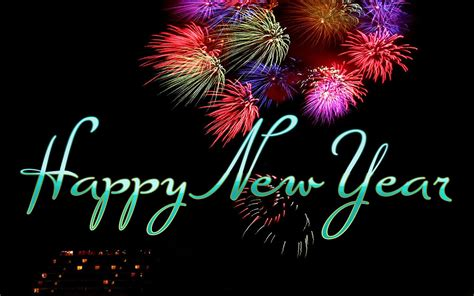 happy new year fireworks wallpaper high res im 4069