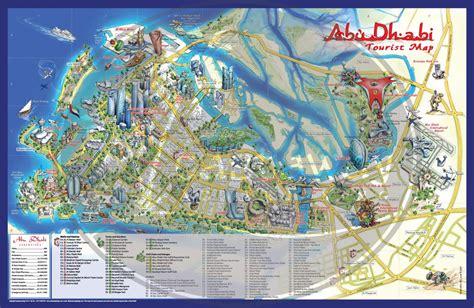 map of dubai and abu dhabi abu dhabi bereich map karte abu dhabi bereichen