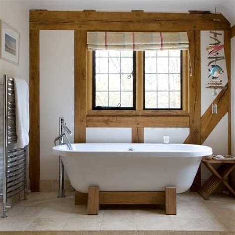 Modern Country Bathroom Bathrooms Decorating Ideas Modern Country Style Bathrooms