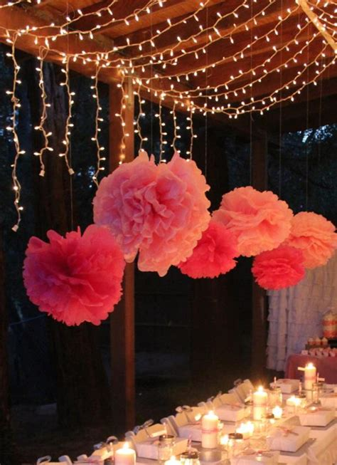 outside party ideas kara s party ideas under the stars tween teen outdoor