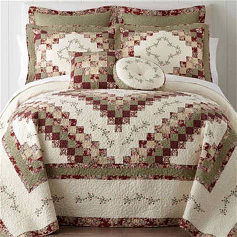 jcpenney bedspreads and comforters home expressions cassandra bedspread jcpenney