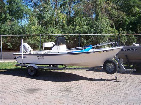 may craft boats for sale in nj 2006 may craft 1700 skiff power boat for sale www