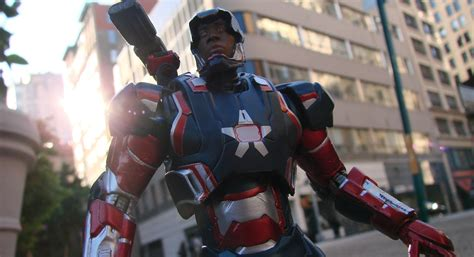 Ironman Patriot Marvel new photos of disney exclusive marvel select iron and iron patriot the toyark news