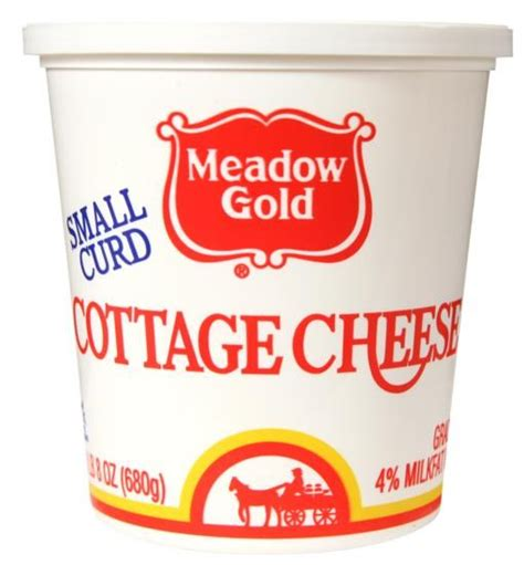 Meadow Gold Curd Cottage Cheese meadow gold cottage cheese small curd