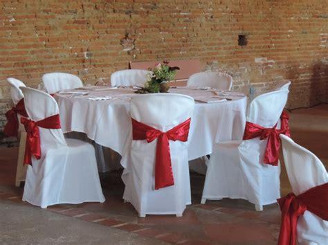 faire ses housses de chaises mariage d 233 coration chaise mariage et blanc