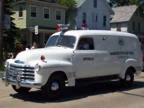 chevy ambulance by ackbo on deviantart
