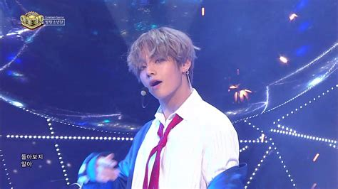 bts dna live comeback special bts dna at inkigayo 170924 youtube