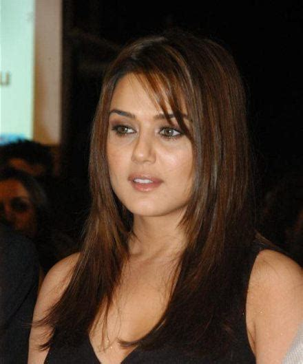 step cut hairstyle pictures preity zinta step cut hairstyle