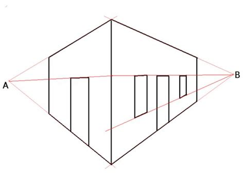 Drawing Definition by Make It Pop With Perspective One Point Perspective Drawing