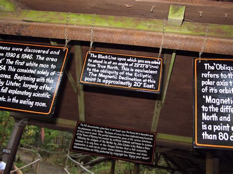 house of mystery oregon oregon vortex and house of mystery gold hill or arthur taussig