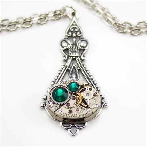 gorgeous steampunk jewelry spicytec