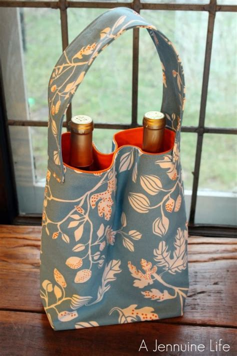 wine bag template fireflies and jellybeans wine tote pattern giveway