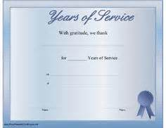 years of service certificate templates free word achievement award certificate can be used to draft