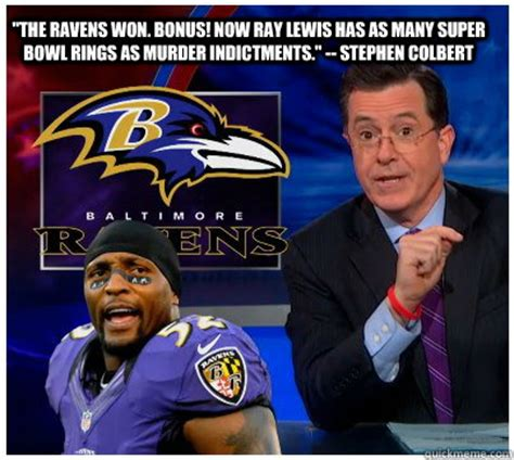 Baltimore Ravens Memes - ray lewis super bowl memes