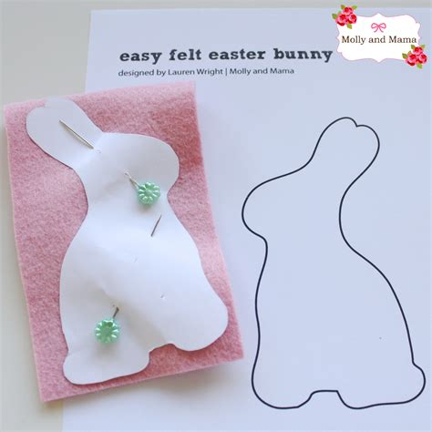 free pattern felt bunny 301 moved permanently