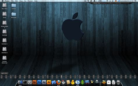 snapshot mac mac os x screenshot april 2010 by forbore on deviantart