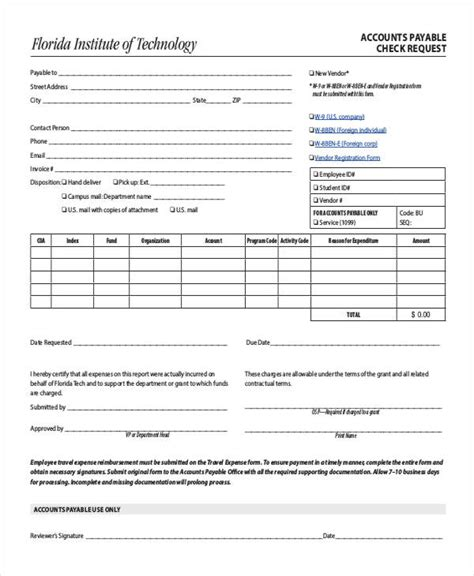 sample requisition form examples in pdf word purchasing request