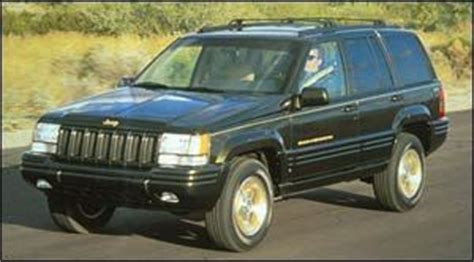 97 Jeep Specs 1997 Jeep Grand Specifications Car Specs
