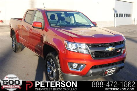 petersons chevrolet the chevy colorado is here peterson chevrolet buick
