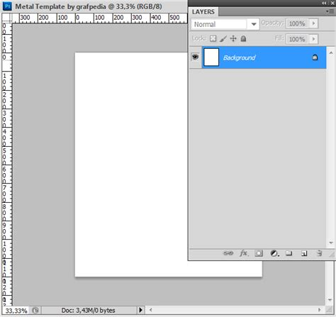 template photoshop cs5 how to design the metal template using photoshop cs5