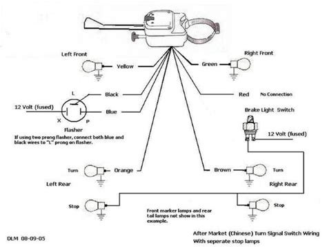 harley handlebar switch wiring diagram harley wirning