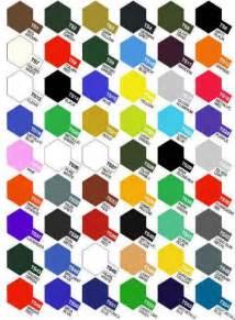tamiya paint colors car interior design