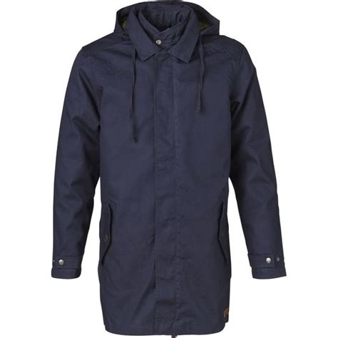 Layer Parka Jacket knowledgecotton apparel layer parka jacket