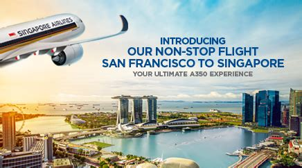 singapore airlines official website book flights from the united states
