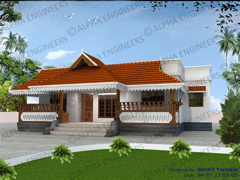Kerala Style Home Plans Kerala Model Home Plans