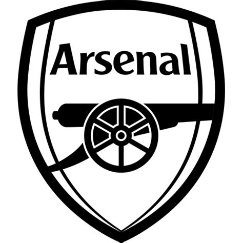 arsenal logo png hd logo football football club logos