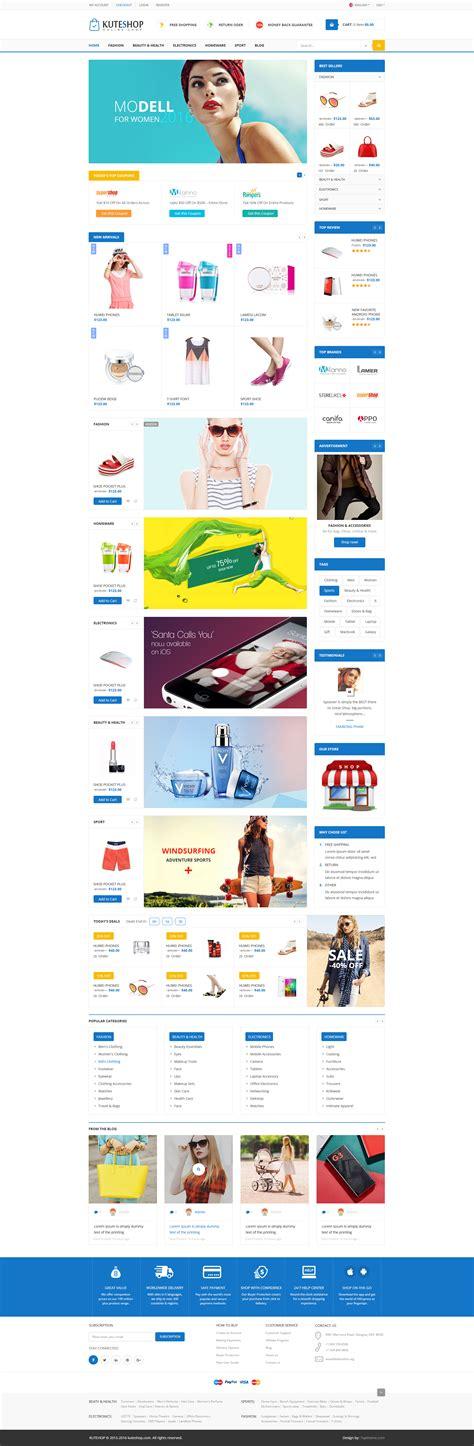 jekyll layout none kute shop super market woocomerce wordpress theme by
