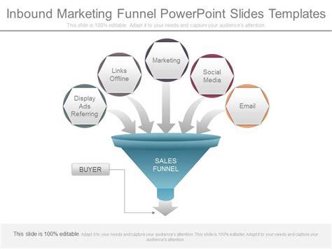 Inbound Marketing Funnel Powerpoint Slides Templates Powerpoint Presentation Templates Ppt Marketing Funnel Template Powerpoint