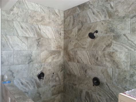 Crystal river is beautiful tile with chiseled edges and a