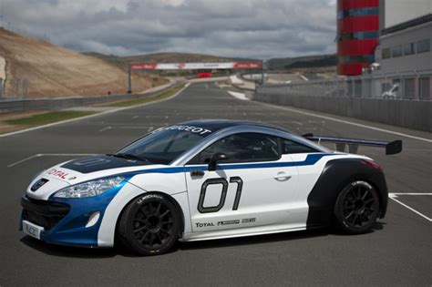 peugeot cars 2012 2012 peugeot rcz racing cup race car review top speed