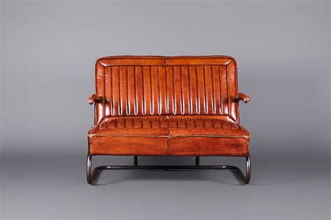 aviator vintage leather sofa sofas furniture on the move