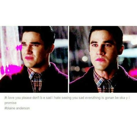 Chris Mba Baby Don T Cry by My Baby Don T Cry Blaine Glee